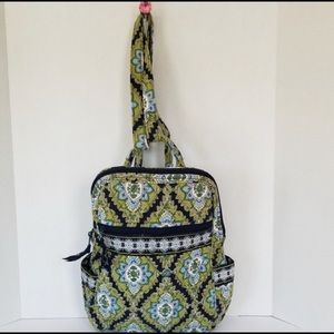 ☘️ Vera Bradley Backpack 🍀